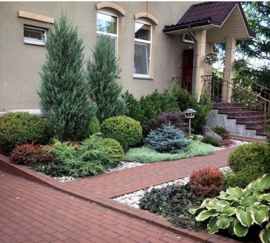 Pretty Front Yard Landscaping Ideas 12