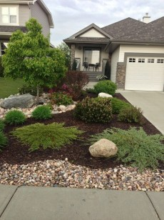 Pretty Front Yard Landscaping Ideas 40