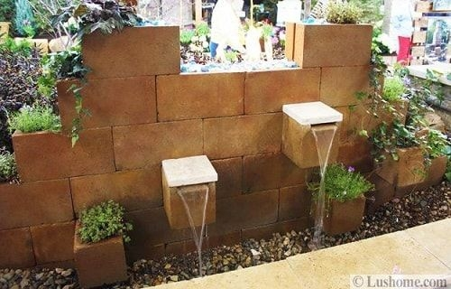 Stunning Diy Cinder Block Ideas For Outdoor Space 11