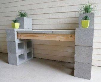 Stunning Diy Cinder Block Ideas For Outdoor Space 12