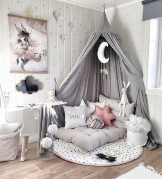 Unusual Children Bedroom Decoration Ideas That Look Cool 16