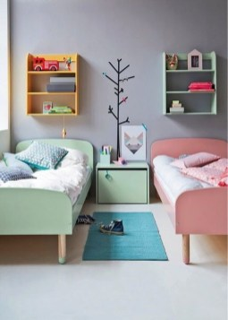 Unusual Children Bedroom Decoration Ideas That Look Cool 17
