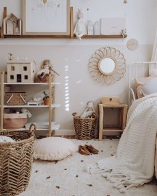Unusual Children Bedroom Decoration Ideas That Look Cool 31