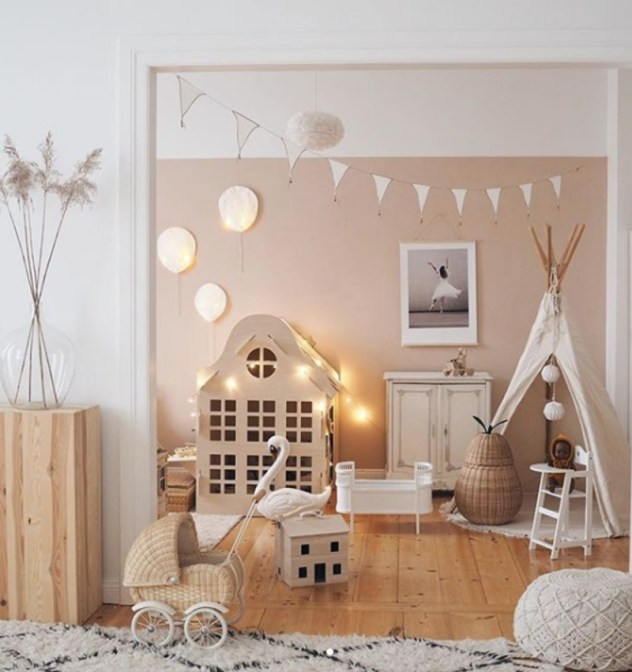 Unusual Children Bedroom Decoration Ideas That Look Cool 40