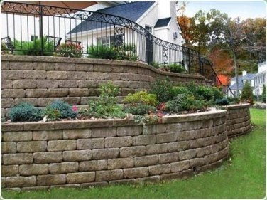 Wonderful Front Yard Ideas With Contemporary Fence 28