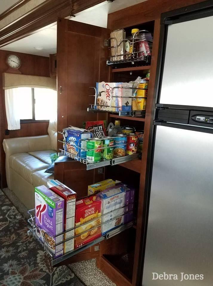 Best Ideas To Organize Your Rv Camper Nowaday 43