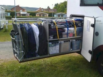Best Ideas To Organize Your Rv Camper Nowaday 45