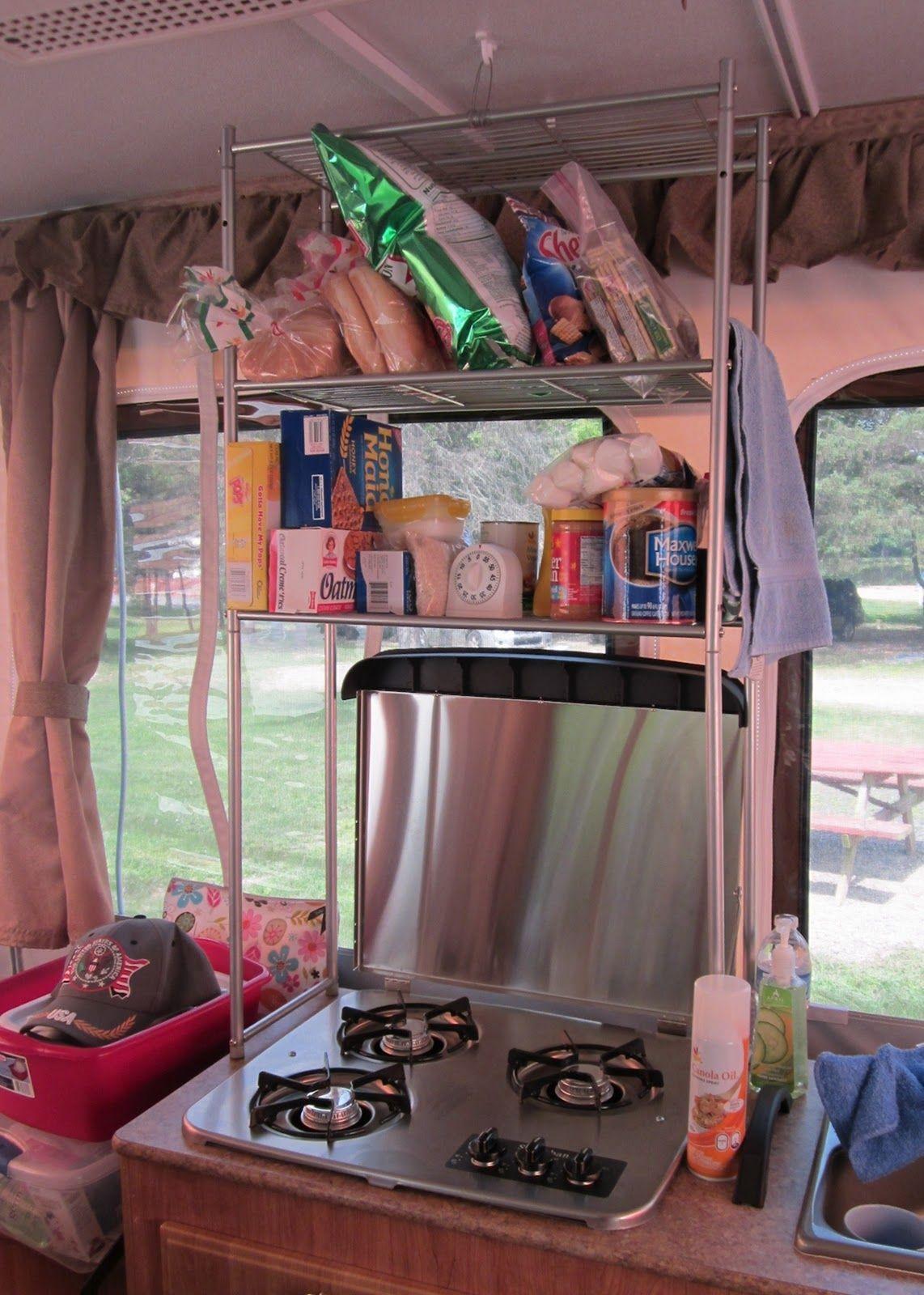 Best Ideas To Organize Your Rv Camper Nowaday 49