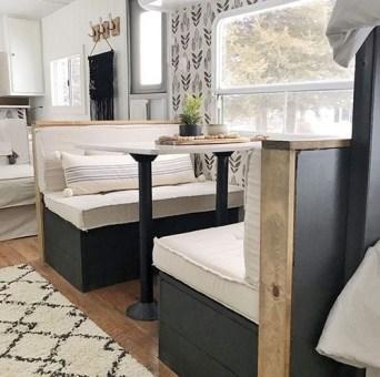 Captivating Farmhouse Style Decor Ideas For Rv Makeover To Tryl 09