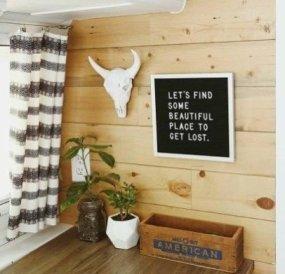 Captivating Farmhouse Style Decor Ideas For Rv Makeover To Tryl 27