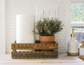 Captivating Farmhouse Style Decor Ideas For Rv Makeover To Tryl 31