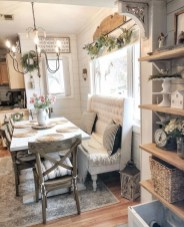 Captivating Farmhouse Style Decor Ideas For Rv Makeover To Tryl 33