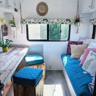 Captivating Farmhouse Style Decor Ideas For Rv Makeover To Tryl 36