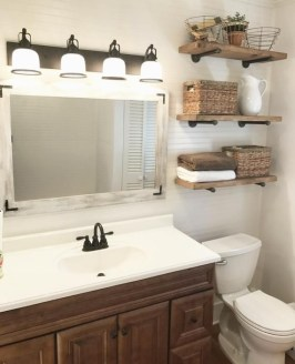 Comfy Bathroom Decor Ideas To Try This Year 02