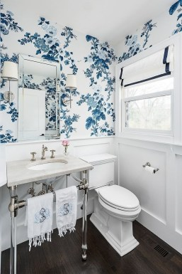 Comfy Bathroom Decor Ideas To Try This Year 36