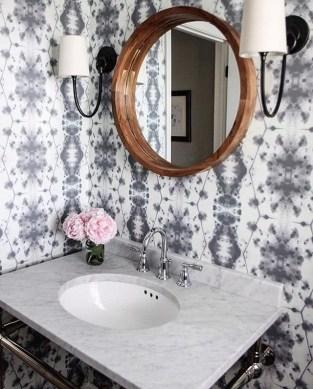 Elegant Bathroom Remodel Ideas With Stikwood That Looks Cool 09