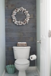 Elegant Bathroom Remodel Ideas With Stikwood That Looks Cool 22