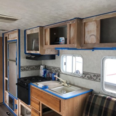 Extraordinary Interior Rv Makeover Ideas You Must Have 41