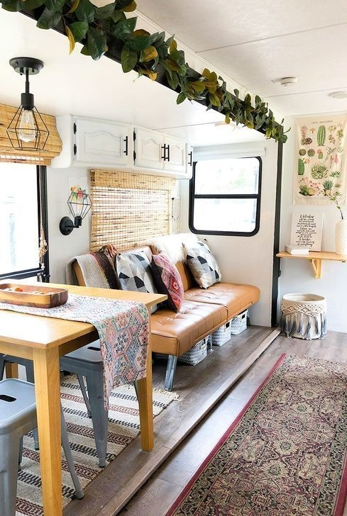 Extraordinary Interior Rv Makeover Ideas You Must Have 50