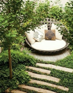 Fabulous Garden Design Ideas For Small Space That Looks Cool 32