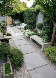 Fabulous Garden Design Ideas For Small Space That Looks Cool 38
