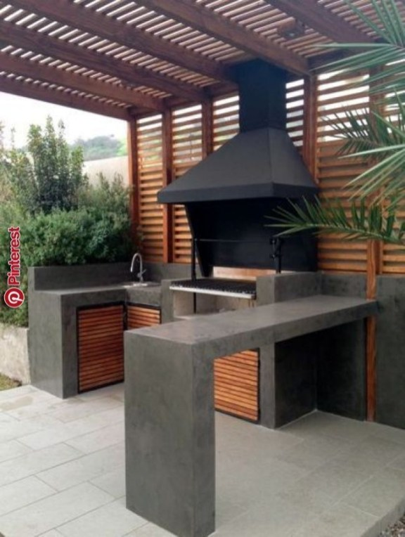 Fantastic Kitchen Design Ideas For Outdoor Kitchen This Year 06