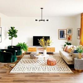 Fantastic Rug Living Room Design Ideas You Must Have 25