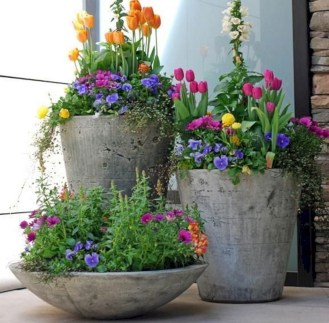Lovely Summer Decorating Ideas For Front Porch 10