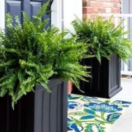 Lovely Summer Decorating Ideas For Front Porch 14