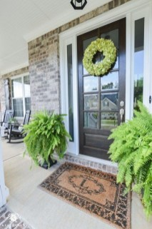 Lovely Summer Decorating Ideas For Front Porch 24