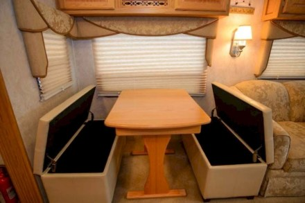 Popular Rv Storage Solutions Ideas For Travel Trailers 06