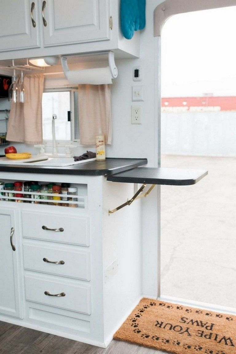 Popular Rv Storage Solutions Ideas For Travel Trailers 24