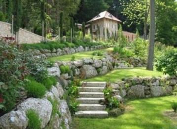 Rustic Garden Path Design Ideas To Copy Asap 14