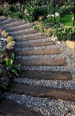Rustic Garden Path Design Ideas To Copy Asap 17