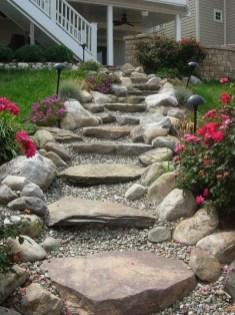 Rustic Garden Path Design Ideas To Copy Asap 28