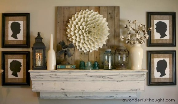 Unique Summer Mantel Decorating Ideas To Try 18