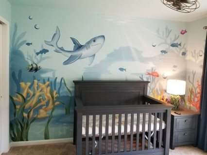 Unordinary Nursery Room Ideas For Baby Boy 01