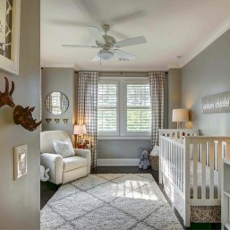 Unordinary Nursery Room Ideas For Baby Boy 19