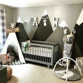Unordinary Nursery Room Ideas For Baby Boy 25