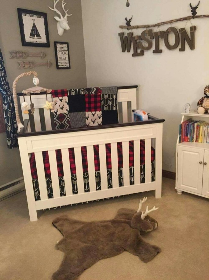 Unordinary Nursery Room Ideas For Baby Boy 33
