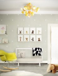 Unordinary Nursery Room Ideas For Baby Boy 38