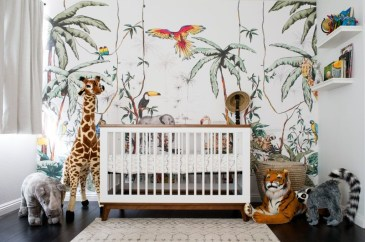Unordinary Nursery Room Ideas For Baby Boy 39