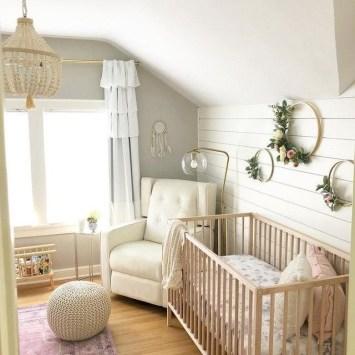 Unusual Neutral Nursery Room Ideas To Copy Asap 06