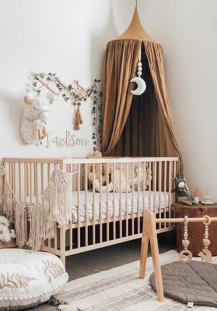 Unusual Neutral Nursery Room Ideas To Copy Asap 07