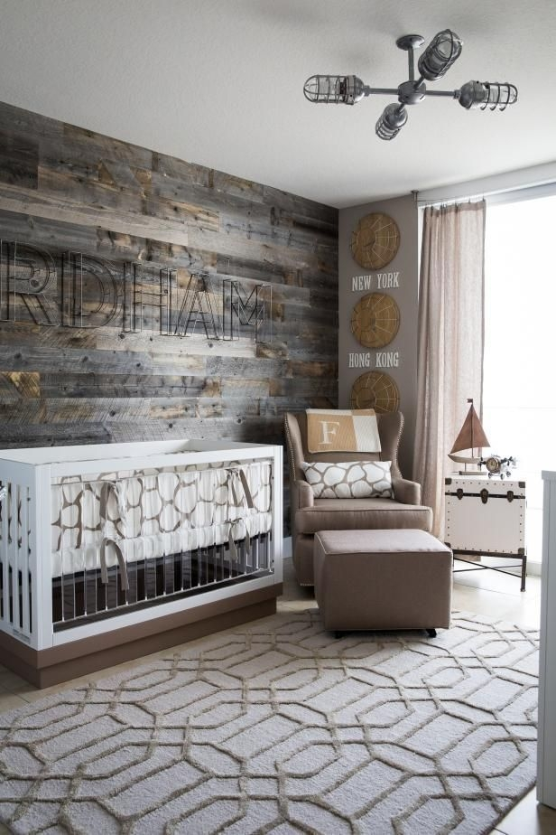 Unusual Neutral Nursery Room Ideas To Copy Asap 09