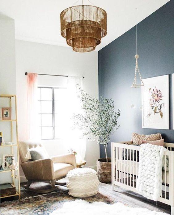 Unusual Neutral Nursery Room Ideas To Copy Asap 11