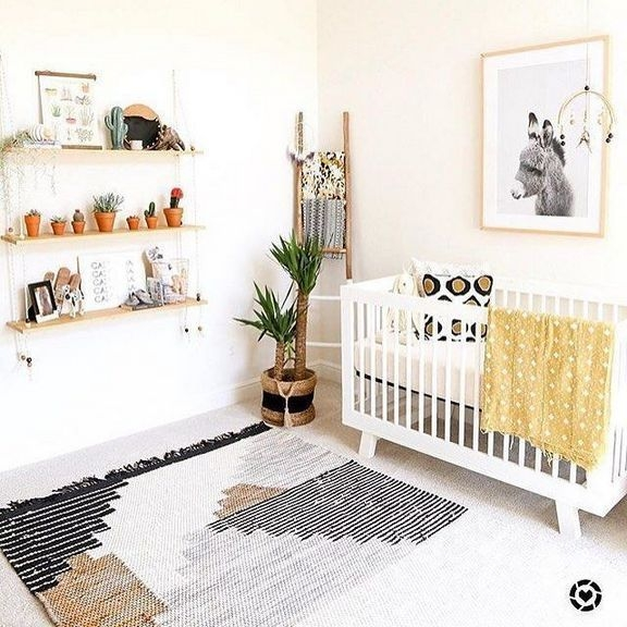 Unusual Neutral Nursery Room Ideas To Copy Asap 14