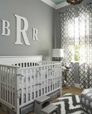 Unusual Neutral Nursery Room Ideas To Copy Asap 17
