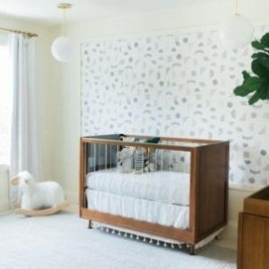 Unusual Neutral Nursery Room Ideas To Copy Asap 27