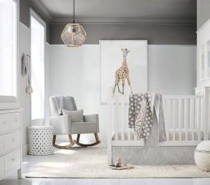 Unusual Neutral Nursery Room Ideas To Copy Asap 29
